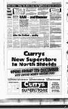 Newcastle Evening Chronicle Tuesday 04 December 1990 Page 6