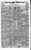 Surrey Advertiser Saturday 11 June 1887 Page 1