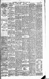 Leicester Daily Mercury Monday 07 January 1889 Page 3