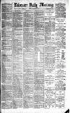 Leicester Daily Mercury Monday 04 February 1889 Page 1