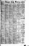 Leicester Daily Mercury Saturday 09 February 1889 Page 1