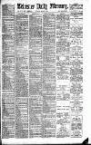 Leicester Daily Mercury Tuesday 05 March 1889 Page 1
