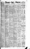 Leicester Daily Mercury Friday 08 March 1889 Page 1