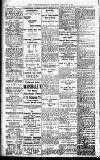 Leicester Daily Mercury Saturday 02 January 1926 Page 14