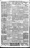 Leicester Daily Mercury Tuesday 05 January 1926 Page 10