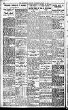 Leicester Daily Mercury Monday 11 January 1926 Page 16
