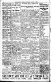 Leicester Daily Mercury Tuesday 12 January 1926 Page 10
