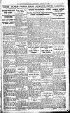 Leicester Daily Mercury Wednesday 13 January 1926 Page 7