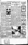 Leicester Daily Mercury Wednesday 13 January 1926 Page 9