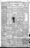 Leicester Daily Mercury Wednesday 13 January 1926 Page 10