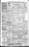 Leicester Daily Mercury Thursday 14 January 1926 Page 10