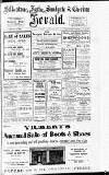 Folkestone, Hythe, Sandgate & Cheriton Herald Saturday 05 February 1910 Page 1