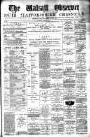 Walsall Observer, and South Staffordshire Chronicle Saturday 30 August 1879 Page 1