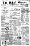 Walsall Observer, and South Staffordshire Chronicle Saturday 20 December 1879 Page 1