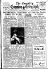 Coventry Evening Telegraph Tuesday 03 January 1950 Page 13