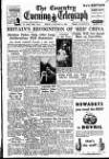 Coventry Evening Telegraph Friday 06 January 1950 Page 13
