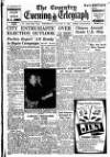 Coventry Evening Telegraph Wednesday 11 January 1950 Page 13