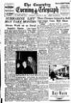 Coventry Evening Telegraph Saturday 14 January 1950 Page 9