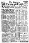 Coventry Evening Telegraph Saturday 14 January 1950 Page 13