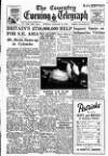Coventry Evening Telegraph Monday 16 January 1950 Page 13