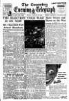 Coventry Evening Telegraph Friday 20 January 1950 Page 1