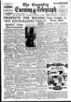 Coventry Evening Telegraph Saturday 21 January 1950 Page 9