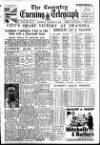 Coventry Evening Telegraph Saturday 21 January 1950 Page 14