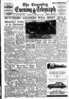 Coventry Evening Telegraph Saturday 28 January 1950 Page 13