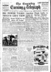 Coventry Evening Telegraph Saturday 18 February 1950 Page 16