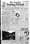 Coventry Evening Telegraph Monday 20 February 1950 Page 13