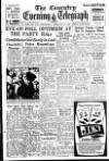 Coventry Evening Telegraph Wednesday 22 February 1950 Page 13
