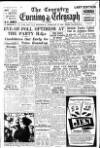 Coventry Evening Telegraph Wednesday 22 February 1950 Page 16