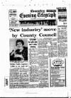 Coventry Evening Telegraph Wednesday 28 January 1970 Page 31