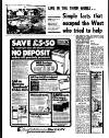 Coventry Evening Telegraph Friday 31 May 1974 Page 26