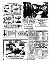 Coventry Evening Telegraph Friday 31 May 1974 Page 38