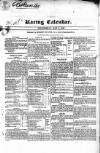 The Irish Racing Book and Sheet Calendar