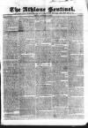 Athlone Sentinel Friday 15 December 1837 Page 1
