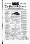 Belfast Mercantile Register and Weekly Advertiser Tuesday 21 September 1869 Page 1