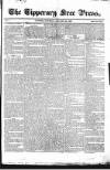 Tipperary Free Press Saturday 20 January 1827 Page 1