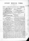 Dublin Medical Press Wednesday 07 December 1859 Page 3