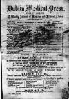Dublin Medical Press Wednesday 01 January 1862 Page 1