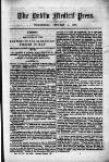 Dublin Medical Press Wednesday 01 January 1862 Page 3