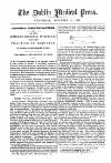 Dublin Medical Press Wednesday 05 November 1862 Page 3