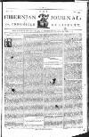 Hibernian Journal; or, Chronicle of Liberty