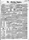 Dublin Morning Register Monday 04 January 1836 Page 1