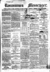 Roscommon Messenger Saturday 23 September 1865 Page 1