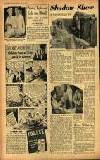 "PAGE 16 SUNDAY PICTORIAL, Sept. 15, 1935. Pirates, Typhoons, Gold and Blood "" CHINA SEAS "" IS GRAND ROUGH STUFF"
