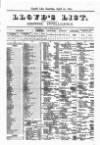Lloyd's List Saturday 27 April 1872 Page 9