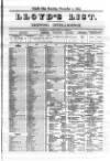 Lloyd's List Saturday 01 November 1873 Page 9