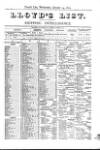 Lloyd's List Wednesday 14 January 1874 Page 9
